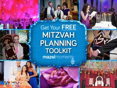 Get Your FREE Bar & Bat Mitzvah Planning Tools - To-Do Checklist, Guest List Organizerm Budget Tracker, Ideas Lookbook & More! www.mazelmoments.com/blog/bar-bat-mitzvah-planning-tools/