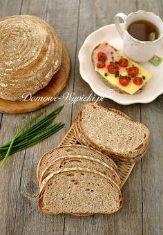 Chleb orkiszowy z miodem