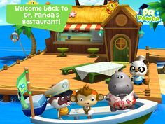 Ipa Pandas App Store Mobiles Restaurants Restaurant Panda Food Stations Diners Bears Bear