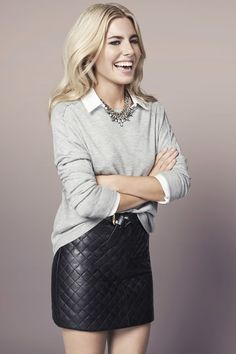 Mollie King teams up with Oasis for 'Loved By Mollie' collection