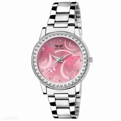 Watches Stylish Women's Watch Material: Stainless Steel Size: Free Size Type: Analog Dial Shape: Round Description:  It Has 1 Piece Of Women's Watch Country of Origin: India Sizes Available: Free Size   Catalog Rating: ★4 (415)  Catalog Name: Feminie Stylish Women's Watches Vol 5 CatalogID_158475 C72-SC1087 Code: 442-1252313-