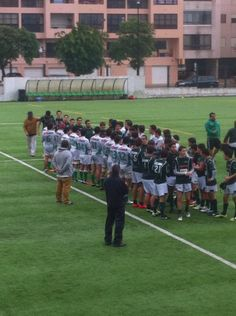 Sub 18 - Cascais Rugby 20 x CDUP 13 - Resultado final.