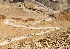 Masada - Caminos hacia la Cumbre
