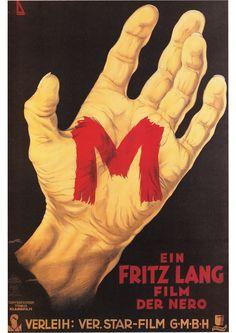 Fritz Lang - M: Eine Stadt sucht einen Mörder (1931) DOP: Fritz Arno Wagner. One of my favorite movies!