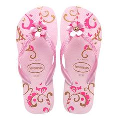 havaianas caprice (ok now I know what I will be on the hunt for when I'm in Brazil!)  Love these!!!