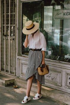 8 Best gingham skirt images  8c9e5da19c28