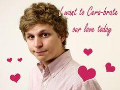 Ohhhh Michael Cera I love him. Michael Angarano, Nicholas Hoult, Lin Manuel, Fb Memes, Funny Memes, Micheal Cera, Really Hot Guys, Scott Pilgrim, Daniel Radcliffe