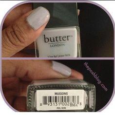 Butter Nail Polish. Muggins. nails   Nail butter nail polish