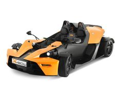 KTM Offers 134 mph Street Legal Go-Kart Racer