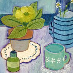 Still life inspired by cornwall