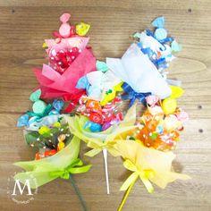 キャンディブーケ 手持ちブーケミニ ピック キャンディーブーケ|mdebonbons