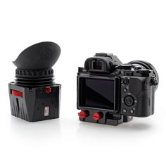 Z-Finder Mounting Frame for Sony A7S: Zacuto Filmmaking Accessories