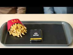 McDonald's Fry Defender: The First French Fry Security System - YouTube