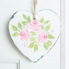 Beautiful floral #folk #art made using the Folk It Range! Launching to you this Thursday at 1pm on Create & #Craft > http://www.createandcraft.tv/ShowGridView.aspx?showId=2513359