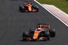 マクラーレン、ハンガリーでのダブル入賞は「ハーフタイム直前のゴール」  [F1 / Formula 1]