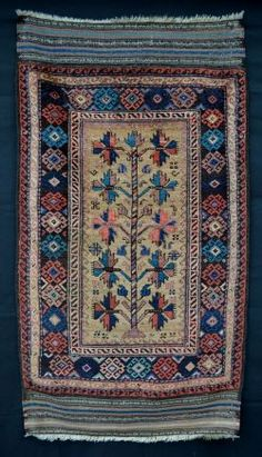 sold...Antique BALUCH Tribal Rugs at Brian MacDonald Antique Rugs & Carpets - Stock