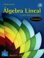 Ingebook - ÁLGEBRA LINEAL Y SUS APLICACIONES - Material Gratuito
