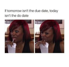 due date v. do date