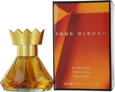 Todd Oldham Eau De Parfum Spray for Women by Todd Oldham, 1 Ounce by Todd Oldham. $21.93. Designed for women. Notes consist of fruits with a touch of musk. Eau de parfum spray 1 ounce. Introduced in 1995, Todd oldham contains notes including fruits with a touch of musk.Whenapplyingany fragrance please consider that there are several factors which can affect the natural smell of your skin and, in turn, the way a scent smells on you. For instance, your mood, stress level, a...