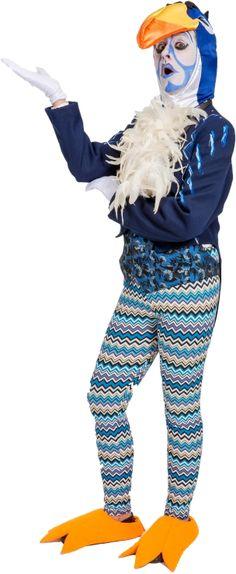 Rental Costumes for The Lion King - Zazu