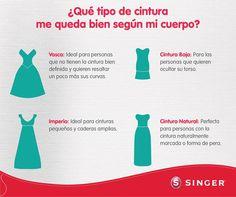Ten en cuenta estos tips a la hora de escoger tu vestuario.