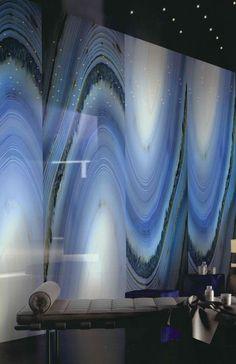 GRANDI NOMI PER INTERNI: GRANITI FIANDRE: Precious Stones - materiali decorativi   WeVUX  wevux.com It's an Italian Affair Stone Slab, Stone Tiles, Agate Stone, Beautiful Architecture, Architecture Art, Wall Design, Print Design, Next Bathroom, Floor Wallpaper