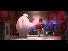 Big Hero 6: Immortals- Fall Out Boy (Full Movie Scene) HIGH QUALITY! - YouTube