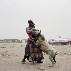 Pieter Hugo - The Hyena & Other Men.