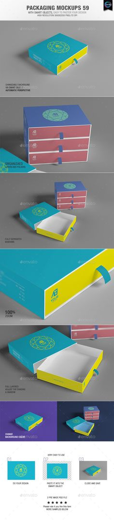 Packaging Mock-ups | Buy and Download: http://graphicriver.net/item/packaging-mockups-59/9949744?ref=ksioks