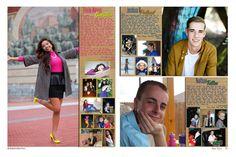 "Yearbook. Timber Creek H.S., Fort Worth, TX. 2015 ""Custom Blend"". Senior Ads."