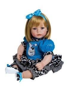 Adora Toddlertime Piece Of Cake Pop Cm Roze / Blauw Baby Dolls For Toddlers, Baby Girl Dolls, Toddler Dolls, Reborn Toddler, Toddler Girl, Kids Toys, Marie Osmond, Ashton Drake, Reborn Dolls