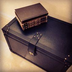 Learher box