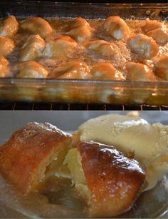 Apple Dumplings | CookJino