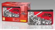 3DS Super Smash Bros Collector