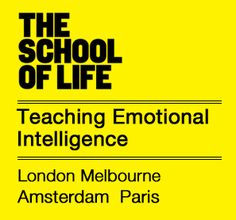 """The School of Life """"How we end up marrying the wrong people"""""""