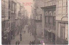 - CALLE REAL (antes 1939) - A Coruña)