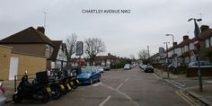 Chartley Avenue. Neasden NW2