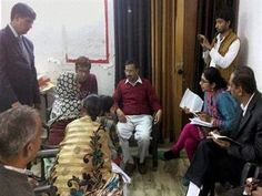 Delhi CM Arvind Kejriwal holds review meetings with several departments - See more at: http://newspostlive.com/Description/?NewsID=1747#sthash.MNOlmavl.dpuf