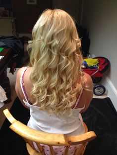 Cinderella Hair Extensions by Julie @mango hair Leeds