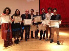 Diplomi del Centro Sperimentale di Cinematografia Abruzzo agli allievi