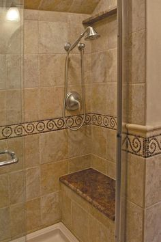 but just regular tile thru out even the floor