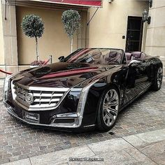 Cadillac Ats, Cadillac Cts Coupe, Cadillac Escalade, My Dream Car, Dream Cars, Top Luxury Cars, Cabriolet, Amazing Cars, Awesome