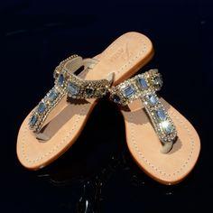 92e61685a8d Pasha BOUVET CLEAR   GOLD Beautiful Sandals