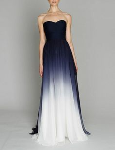 818bf65eea2 Divine dress - although I still have a problem with bold color for wedding  gowns! Maybe as an evening gown