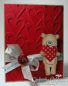 Love You! by KimberlyG - Cards and Paper Crafts at Splitcoaststampers