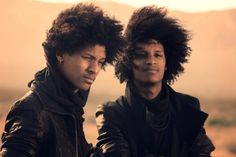 Les Twins, Larry and Laurent Bourgeois - hip hop dance duo from Sacelles, France. CHECK THEM OUT!