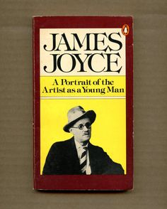 James Joyce A Portrait of th Artist as a Young Man  1982 Penguin Classic Paperback Novel