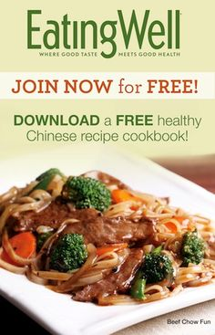 Chings everyday easy chinese more than 100 quick healthy chinese free healthy chinese recipe e cookbook via eating well forumfinder