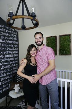 The Bachelorette's Desiree Hartsock Is Bringing Baby Asher Home to the Sweetest Baby Nursery