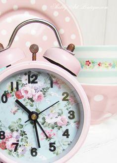 Repaint alarm clock!